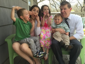 Ah, the family photo